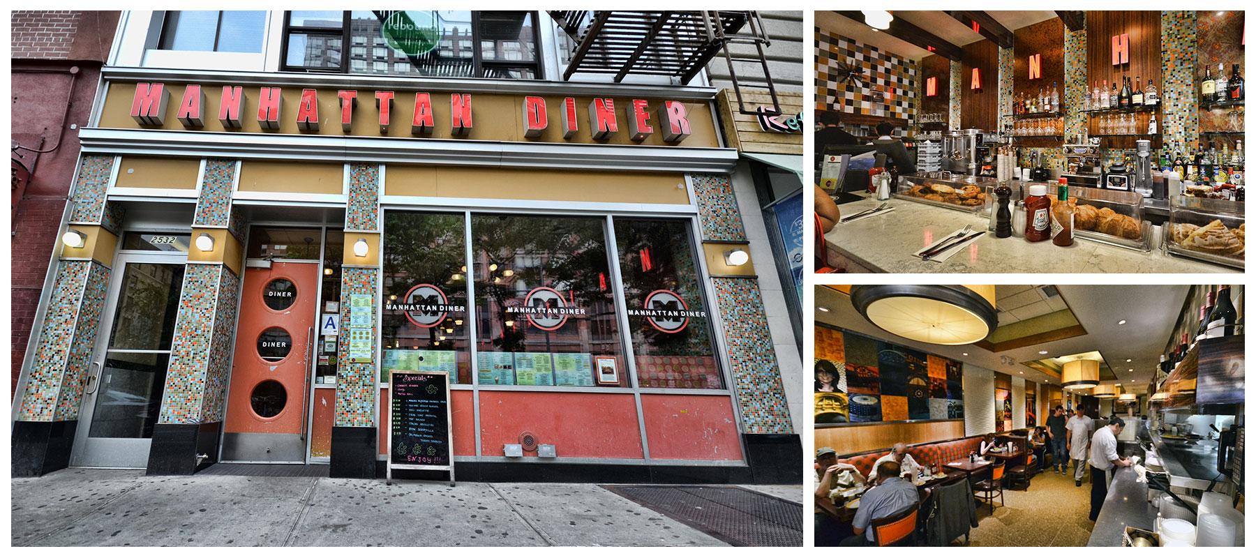 Manhattan Diner - Official Website   Order Online Direct